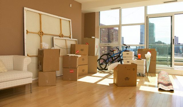 Переезд квартиры с грузчиками